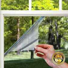 """Window Heat Control Residential Film Rejects UV Sun Block Glare Protect 36""""15-Ft"""