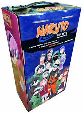 Naruto Box Set 3: Volumes 49-72 Children Graphical Books Box Set Collection Gift