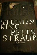 Black House by Peter Straub and Stephen King (2001, Hardcover) First edition