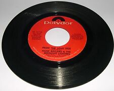 Hank Ballad Midnight Lighters - From The Love Side / Finger Poppin' Time (RARE)