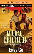 Easy Go by Michael Crichton and John Lange (2015, MP3 CD, Unabridged)