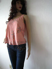 Extremely Rare!!  Famous Designer TODD THOMPSON One-of-a-kind Top !! sz S-M