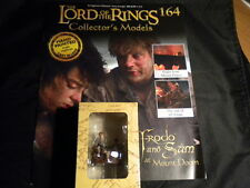 Lord of the Rings Figures - Issue 164 Frodo and Sam at Mount Doom - eaglemoss