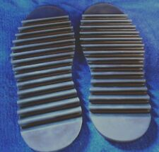 RIPPLE SOLE  BOOT SOLES REPLACEMENT SET FOR DESERT & SAND USE #9 SOLES