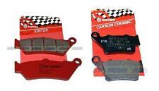 Pastiglie Freno Brembo Ant + Post Honda NX 650 Dominator  97 07HO2307 + 07HO2711