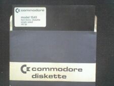 Test disk x Commodore 64 Floppy disk originale