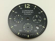 PANERAI LUMINOR DAYLIGHT PAM236 WATCH BLACK DIAL 34.5 MM (MINT & 100% ORIGINAL)