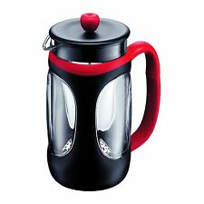 Bodum Young Press Shock Resistant French Press Coffee Maker, 1.0-Liter, 34-Ounce