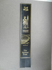 BOOKMARK LEATHER HOUSESTEADS ROMAN FORT National Trust Centurion Hadrian's Wall