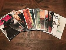 Peter Panzerfaust lot #8 + #13 + #16 to 25 !! ALL NM Condition!