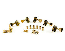 Kluson Revolution Tuners - 3x3 Metal keystone button - Gold KED-3801G