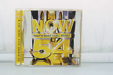 CD - Now That's What I Call Music 54 - x2 CDs - Used