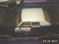 GREENLIGHT 1:24 HOLLYWOOD THE BLUES BROTHERS 1974 DODGE MONACO BLUESMOBILE 84011