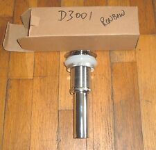 "Ronbow D3001 Permanently Open Drain For use on counters up to 1 1/4"" thick"