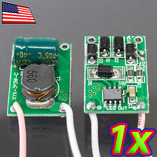 [1x] 10W LED Driver 12V - 24V 900mA DC Efficient High Power Constant Current