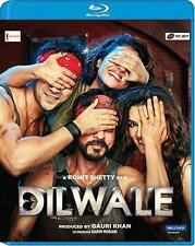 DILWALE (2015) SHAHRUKH KHAN, KAJOL, VARUN - WITH DOLBY ATMOS BOLLYWOOD BLU-RAY