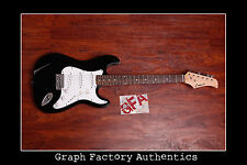 **GFA From the Band Metric *EMILY HAINES* Signed Electric Guitar COA**