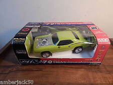 NEW IN BOX NIKKO '70 HEMI CUDA RADIO CONTROL MODEL CAR INTERNATIONAL SALE