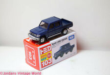 Takara tomy tomica toyota land cruiser pick up boxed-mint 1/64 vendeur britannique