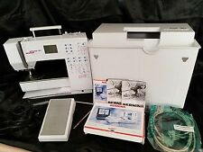 BERNINA VIRTUOSA 153 QUILTERS EDITION SEWING MACHINE w/ CPS SOFTWARE FOR REPAIR