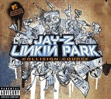 Collision Course [PA] [Digipak] by Jay-Z/Linkin Park (CD, 2 Discs) - FOR CHARITY