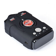 360°Degree Detection Voice Alert Car Anti Radar Detector For Car Speed Limited