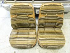 Low Back Bucket Seats Chevy GMC Dodge Ford truck van 73 87