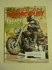 August 2005 American Motorcyclist Magazine, Escape From L.A. (BD-31)
