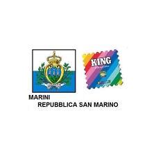 FOGLI MARINI King SAN MARINO 1965 -1986 - 6 € x annata