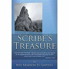 Scribe's Treasure by Marion H. Gwynn (2012, Hardcover)