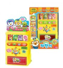 Pororo Speaking Vending Machine Korean Toy Animation PORORO and Friends