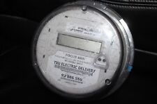 Landis + Gyr Watthour Meter Type Alf Form 2S CL200 240V 3W 60Hz Focus kWh Used B