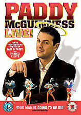 Paddy McGuinness - Live (DVD, 2006)  The Dark Side Tour ADULT COMEDY Mint.Cond,
