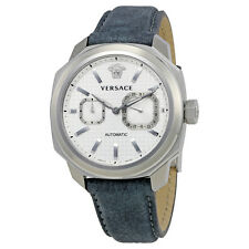 Versace Dylos Automatic Grey Dial Mens Ladies Watch V14010016