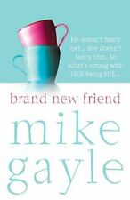 MIKE GAYLE ___ BRAND NEW FRIEND ___ BRAND NEW BOOK ____ FREEPOST UK