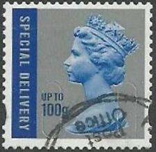2010 G.B. Special Delivery Security Machin  100g, MA10 OFF paper, S.G. U2985.