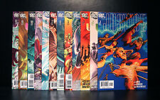 COMICS: DC: Justice #1-12 (2005) set, Justice League - RARE (Alex Ross/batman)