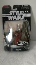 Star Wars Saga Collection Yarael Poof Figure Hasbro 2006