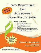 Data Structures and Algorithms Made Easy in Java: Data Structure and Algorithmi