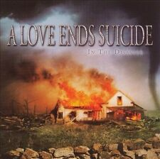 In the Disaster * by A Love Ends Suicide (CD, Sep-2006, Metal Blade)
