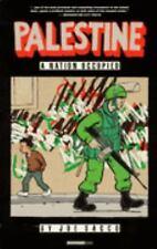 Palestine Book 1: 'A Nation Occupied' (Bk. 1) by Sacco, Joe