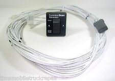 Onan  Factory Remote Start & Stop Panel 300-5331 and Harness 30 FT 338-3489-02