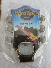 LAS VEGAS HOTEL,Hard Rock Cafe,MAGNET BOTTLE GUITAR HEAD
