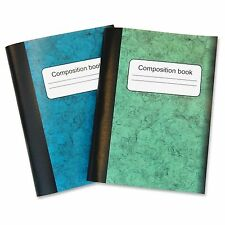 Sparco Composition Books - Multi-colored Cover - 4 / Pack (spr-36126) (spr36126)