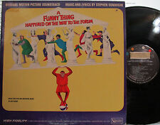 A Funny Thing Happened on the Way to the Forum (Soundtrack) (Zero Mostel) (Mono)
