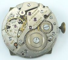 Vintage Laco Watch Company Wristwatch Movement -  Parts / Repair