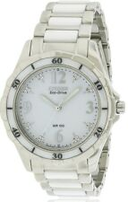 Citizen Eco-Drive Ceramic Ladies Watch EM0030-59A