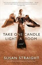 Take One Candle Light a Room: A Novel-ExLibrary
