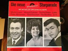 LP Die neue Polydor Starparade  BEATLES/Sweetles/u.a.  Polydor 1964