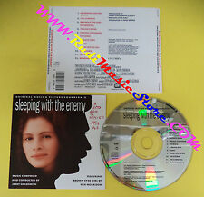 CD SOUNDTRACK Jerry Goldsmith Sleeping With The Enemy CK 47380 no dvd vhs(OST3)